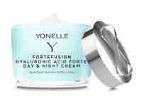 Yonelle Fortefusion, krem z kwasem hialuronowym forte na dzień/noc, 55ml