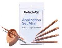 RefectoCil Rose Gold, mini zestaw do aplikacji henny
