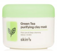 SKIN79, maska glinkowa z zieloną herbatą, 95ml