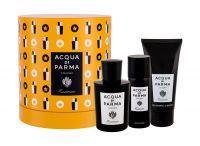 Acqua di Parma Colonia Essenza, zestaw: Edc 100 ml + Żel pod prysznic 75 ml + Dezodorant 50 ml (M)