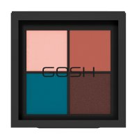 Gosh Eye Xpression, paleta cieni do powiek, The Four Elements