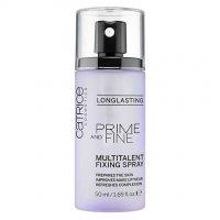 Catrice Prime And Fine Multitalent, spray utrwalający makijaż, 50ml