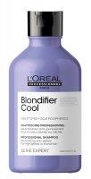 Loreal Blondifier Cool, szampon ochładzający odcienie blond, 300ml