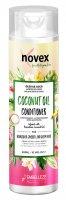 Novex Coconut Oil, odżywka nawilżająco-rewitalizująca, 300g