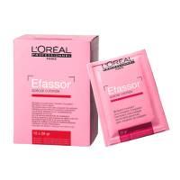 Loreal Efassor, środek do demakijażu i modyfikacji sztucznych pigmentów, 12x28g