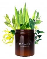 Mokosh, roślinna świeca sojowa, Śródziemnomorski gaj, 140g