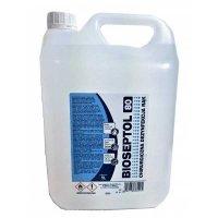 Bioseptol 80, płyn do dezynfekcji, 5l