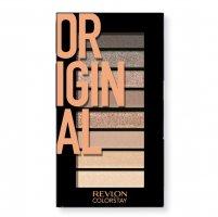 Revlon Colorstay Look Book, paleta cieni, 900 Original, 3,4g