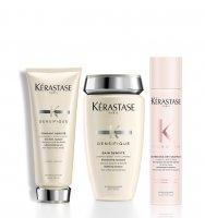 Kerastase, zestaw Densifique z suchym szamponem, 250ml+200ml+233ml