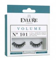Eylure Volume, sztuczne rzęsy samoprzylepne, efekt pogrubienia, nr 101