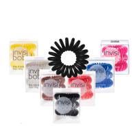 Invisibobble, rewolucyjna gumka do włosów, 3 szt., różne kolory