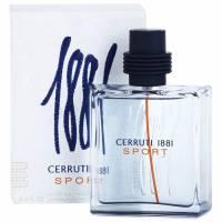 Nino Cerruti Cerruti 1881 Sport, woda toaletowa, 50ml (M)