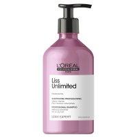 Loreal Liss Unlimited, szampon wygładzający, 500ml