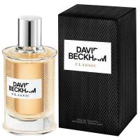 David Beckham Classic, woda toaletowa, 40ml (M)