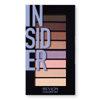 Revlon Colorstay Look Book, paleta cieni, 940 Insider, 3,4g