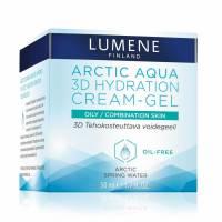 Lumene Arctic Aqua, krem-żel dla cery mieszanej i tłustej, 50ml