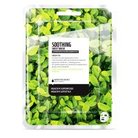 Superfood for Skin, maseczka kojąca, zielona herbata