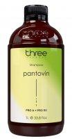 Three Therapy Pantovin Hair Life, szampon wspierający wzrost włosów, 1000ml