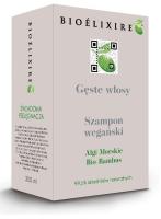"""Bioelixire, szampon przeciw wypadaniu włosów """"Gęste Włosy"""", 300ml - uszkodzone opakowanie"""