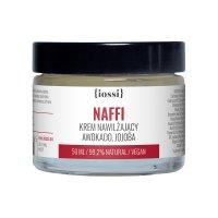 Iossi, Naffi, nawilżający krem z olejem awokado i jojoba, 50ml