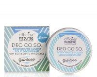 """CO.SO, dezodorant w kremie, zapach świeży """"Grintoso"""", 50ml"""