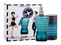 Jean Paul Gaultier Le Male, zestaw: Edt 75ml + 75ml deo stick (M)