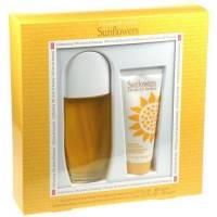 Elizabeth Arden Sunflowers, zestaw perfum EDT 100ml + 100ml balsam do ciała (W)
