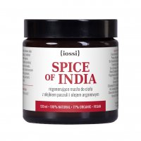 Iossi, masło do ciała, Spice of India, 120ml