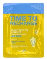 Montibello Smart Touch, maska w płachcie Time To Recharge nasączona serum, 30ml