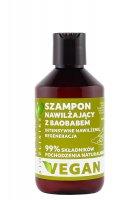 Bioelixire Vegan, szampon nawilżający z baobabem, 300ml