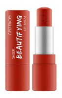 Catrice Sheer Beautifying 040 Watermelonade, przezroczysty balsam do ust