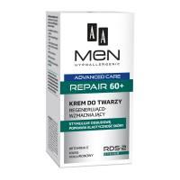 AA MEN Advanced Care Repair 60+, krem do twarzy regenerująco-wzmacniający, 50ml