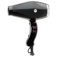 Gamma Piu Aria Dual Ionic, suszarka do włosów, czarna, 2200W