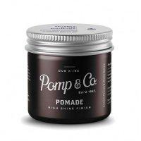 Pomp&Co. Pomade, wodna pomada do włosów z wysokim połyskiem, 120ml