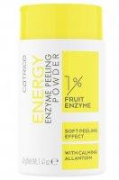 Catrice Energy Enzyme, enzymatyczny peeling w pudrze, 40g