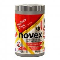Novex Pure Beauty, maska głeboko odżywiająca 12w1, 1000g
