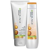Biolage OilRenew, zestaw nawilżający, szampon+odżywka, 250ml+200ml
