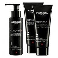 Goldwell Bondpro+, zestaw startowy, 3x100ml