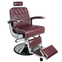 Fotel barberski Gabbiano Imperial