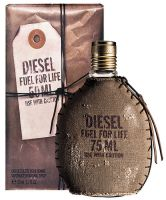 Diesel Fuel For Life Homme, woda toaletowa, 75ml, Tester (M)