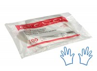 Efalock, rękawiczki jednorazowe, rozmiar dla kobiet, 100 szt
