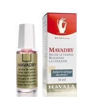 Mavala Mavadry, preparat przyspieszający wysychanie lakieru do paznokci, 10ml