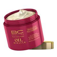Schwarzkopf BC Oil Miracle Brazilnut, maska do włosów farbowanych, 150ml