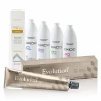 Alfaparf Evolution, gotowy zestaw do farbowania włosów
