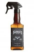 Efalock Barber's, spryskiwacz dla barberów / butelka whisky, 500ml