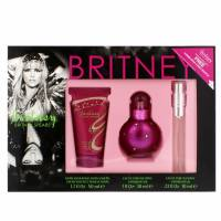 Britney Spears Fantasy, zestaw perfum Edp 30ml + 10ml Edp + 50ml balsam (W)