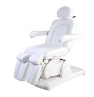 Fotel kosmetyczno-podologiczny Panda Mateo, sterowany elektrycznie