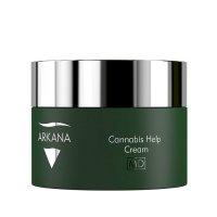 Arkana Cannabis Therapy, kanabisowy krem dla skóry dysfunkcyjnej, 50ml