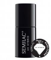 Semilac Sharm Effect, Base Clear, baza hybrydowa, 7ml