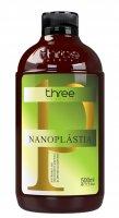 Three Therapy Nanoplastia, kuracja do prostowania włosów bez formaldehydu, 500 ml